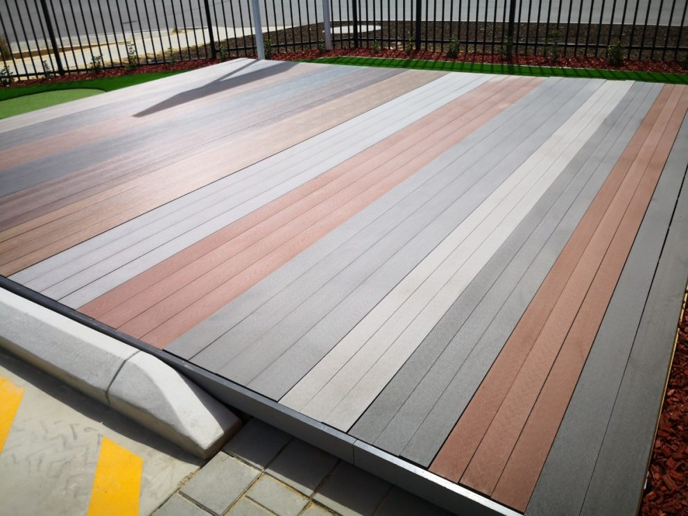 composite decking in perth