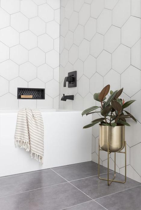 Modern or Contemporary Floor Tiles