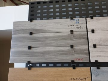 Grey Oak Timber-look Tiles 150mm x 800mm